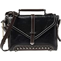 Inoui Crossbody Bag for Women - Black