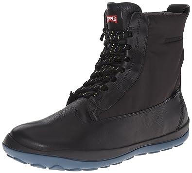 Camper Men's Peu Pista Gore Tex 36605 Winter Boot, Black, 40 EU/7