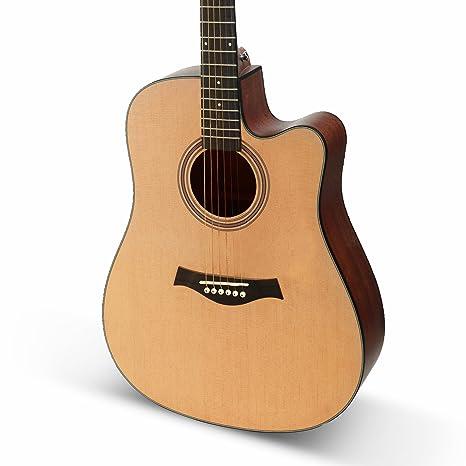 GFEI 105cm _ madera de abeto guitarra balada
