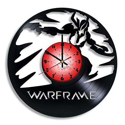 Amazon.com: Warframe Computer Game Logo Handmade Vinyl ...