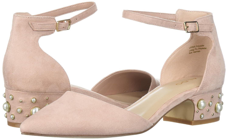 ALDO Women's Wiliwiel Ballet Flat B0743SL74Q 7.5 B(M) US Light Pink