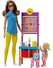 Barbie FJB30 Career Teacher Playset