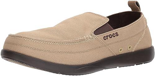 crocs Herren Walu Men Mokassin: : Schuhe & Handtaschen