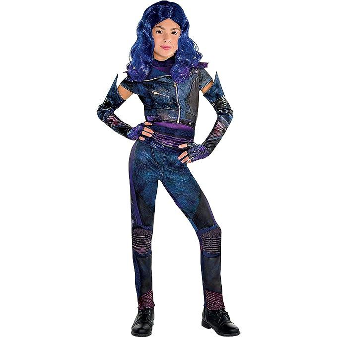 Amazon.com: Party City Mal Disfraz de Halloween para niñas ...