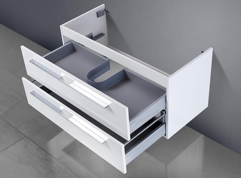 Sehr Unterschrank zu Keramag iCon 75 cm Waschbeckenunterschrank: Amazon  MH35