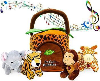KLEEGER Portable Fun Animal Set