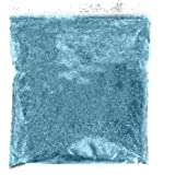 100G HOLOGRAPHIC TURQUOISE GLITTER ULTRA FINE WINE GLASS ART AND CRAFT NAIL ART SCRAPBOOKING NON TOXIC
