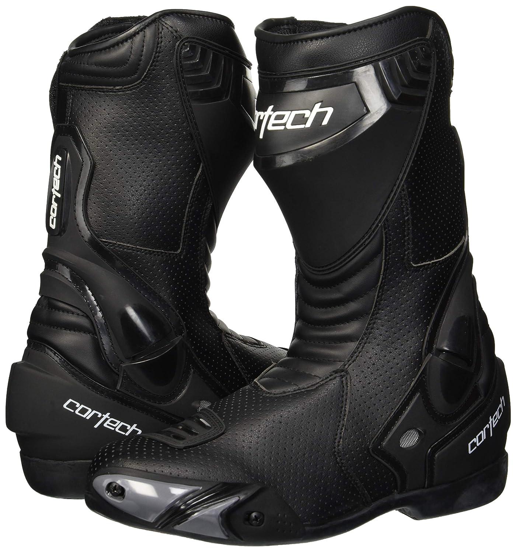 Cortech Mens Latigo Air Road Race Boot Black, Size 7