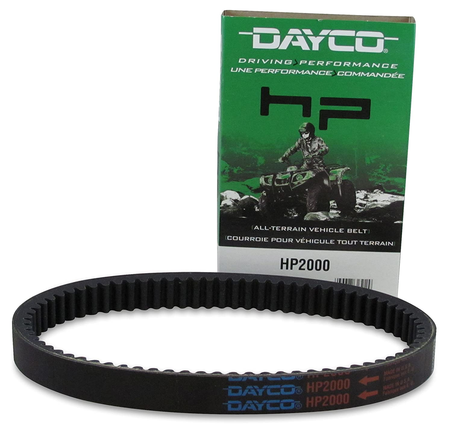 Dayco HP2000 Outdoor Activity Belt