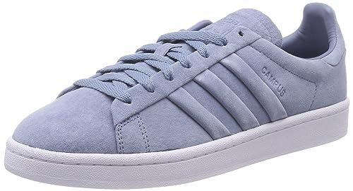 newest ccc38 f6a9b Adidas Campus Stitch And Turn, Scarpe da Ginnastica Basse Uomo, Grigio Raw  GreyFootwear White, 44 23 EU Amazon.it Scarpe e borse