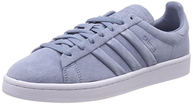 newest 4391a b2909 Adidas Campus Stitch And Turn, Scarpe da Ginnastica Basse Uomo, Grigio Raw  GreyFootwear White, 44 23 EU Amazon.it Scarpe e borse