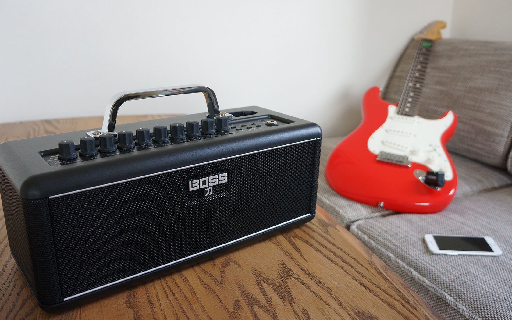 Boss Katana Air - 20/30-watt Wireless Guitar Amp by BOSS (Image #9)