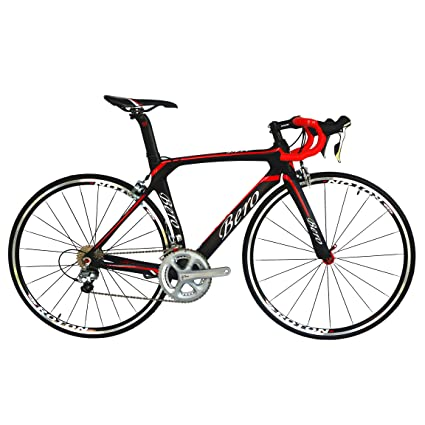 Carbon Fiber Road Bike >> Amazon Com Beiou 700c Carbon Road Bike T800 Shimano 105 5800 22s