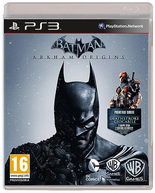158 opinioni per Batman Arkham Origins