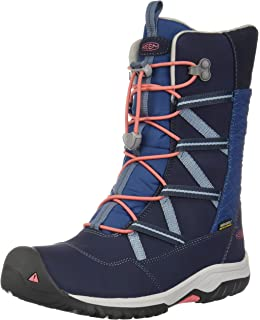 47f61de025e Amazon.com | KEEN Basin WP Winter Boot (Toddler/Little Kid/Big Kid ...