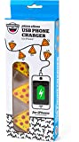 BigMouth Inc Pizza Slices USB Phone Charger for iPhone