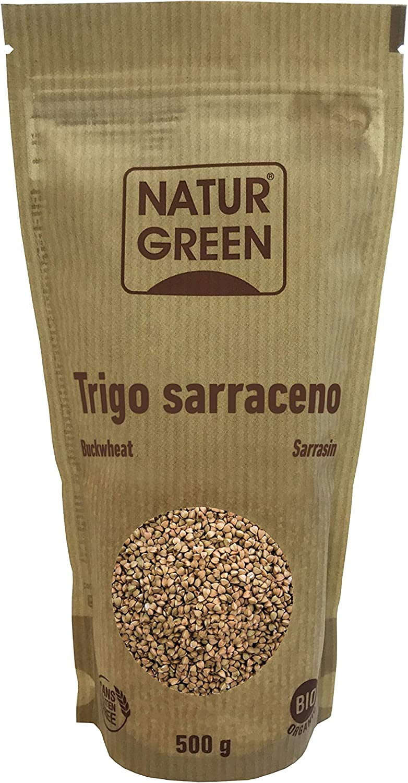 Natur Green Trigo Sarraceno Bio 500g