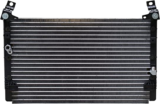 Partslink TO3030207 OE Replacement A//C Condenser TOYOTA FJ CRUISER 2007-2014