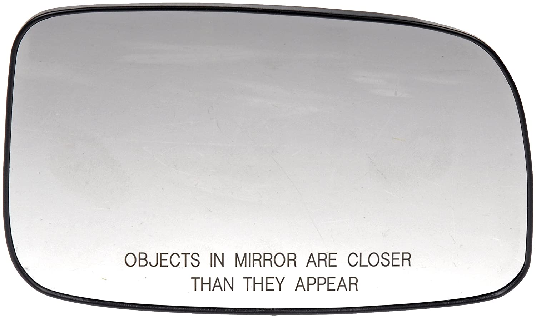 Non Heated Dorman 56956 Toyota Prius Passenger Side Plastic Backed Door Mirror Glass