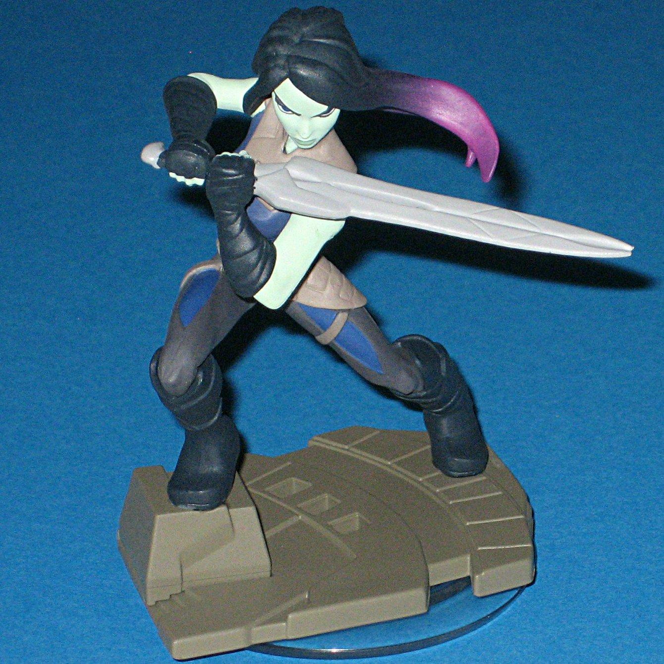 No Retail Packaging 2.0 Edition Gamora Figure Disney INFINITY: Marvel Super Heroes