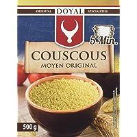 Doyal, Cuscús - 12 de 500 gr. (Total