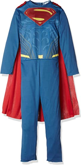 DC Comics - Disfraz de Superman Justice League para niño, infantil ...