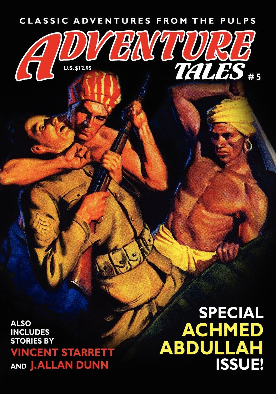 Read Online Adventure Tales #5 PDF