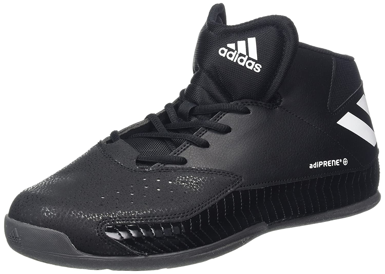 Adidas Nxt LVL SPD V, Zapatillas de Baloncesto para Hombre 40 2/3 EU|Negro (Negbas/Ftwbla/Grpudg 000) Negro (Negbas/Ftwbla/Grpudg 000)