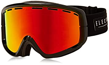 electronic ski goggles  Amazon.com : Electric EGB2 Ski Goggles, Gloss Black, Bronze/Red ...