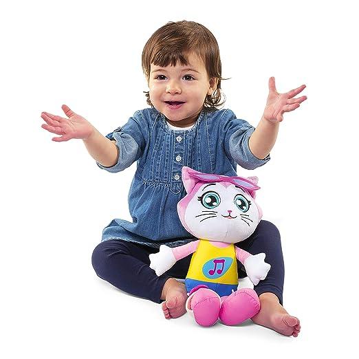 Amazon.com: Chicco Doll Milady, 44 Gatos, 1 Año +: Toys & Games