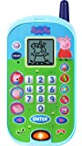 VTech Peppa Pig Let's Chat Learning Phone, Blue