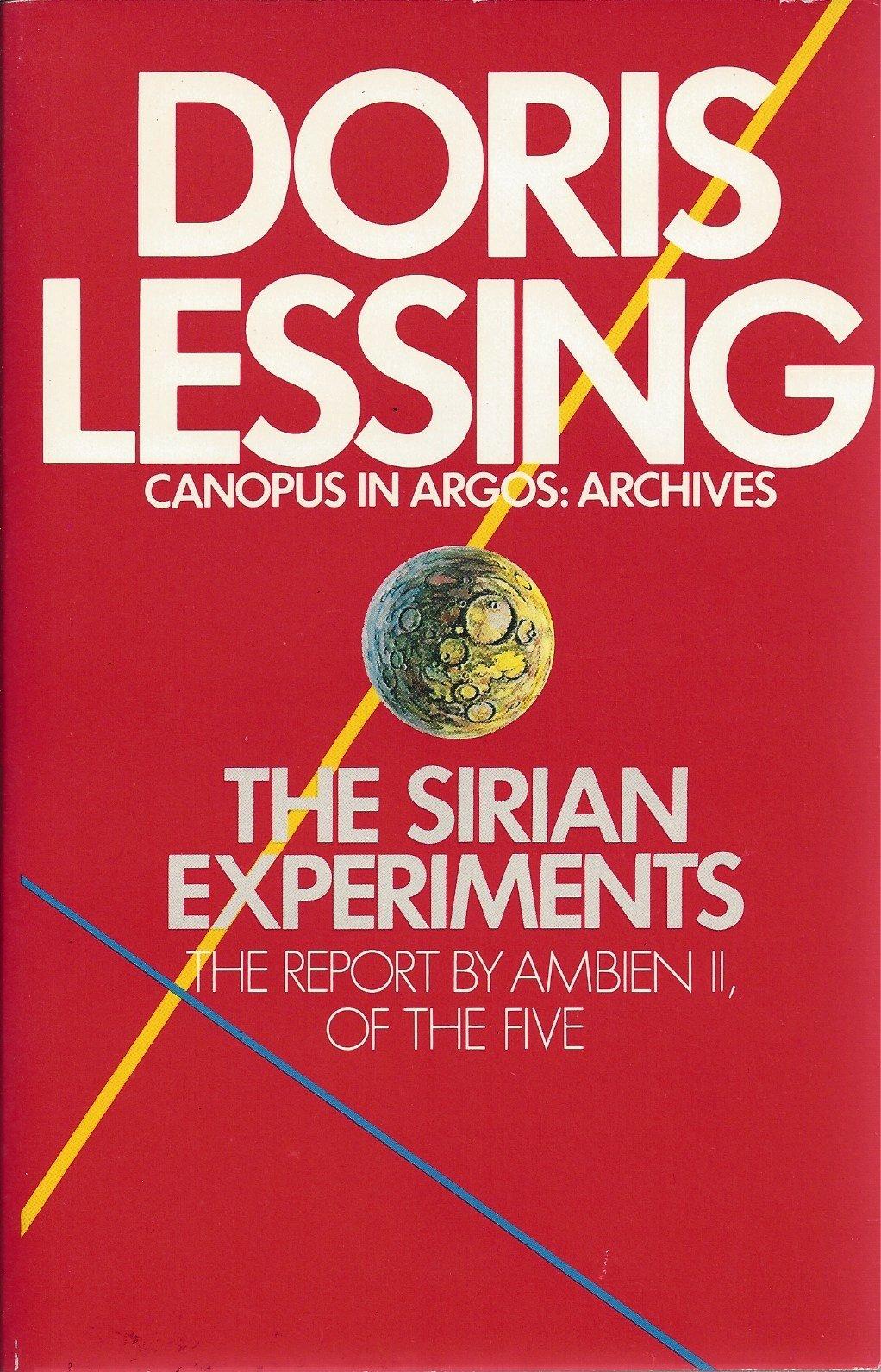 SIRIAN EXPERIMNTS V195, Lessing, Doris