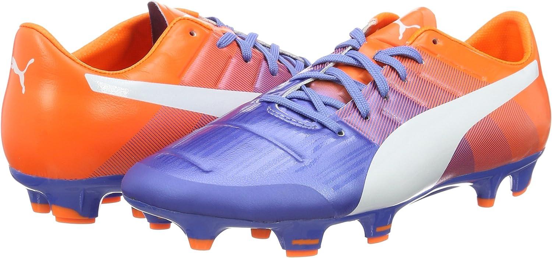 PUMA Evopower 2.3 FG, Botas de fútbol para Hombre: Amazon.es ...