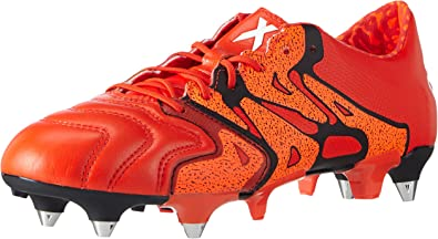 adidas X15.1 SG Leather, Chaussures de Football Homme
