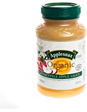 Applesnax Apple Homestyle Organic Fruit Snack, 650ml
