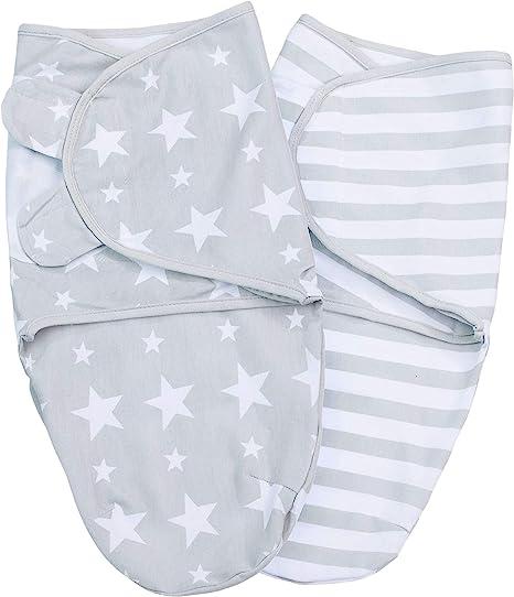 Baby Swaddle Wrap Manta Envolvente - S/M o L - Saco-s De Dormir ...
