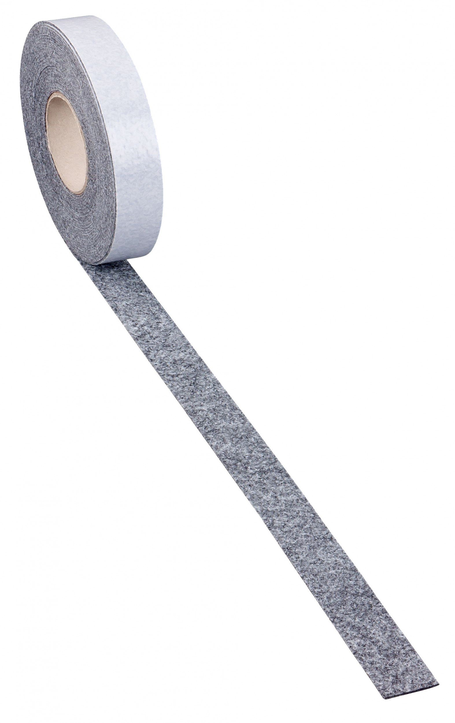 haggiy Felt Strips - self-adhesive Furniture Glides 'Premium' - 0.197'' thick   1.968 in. x 16 ft.