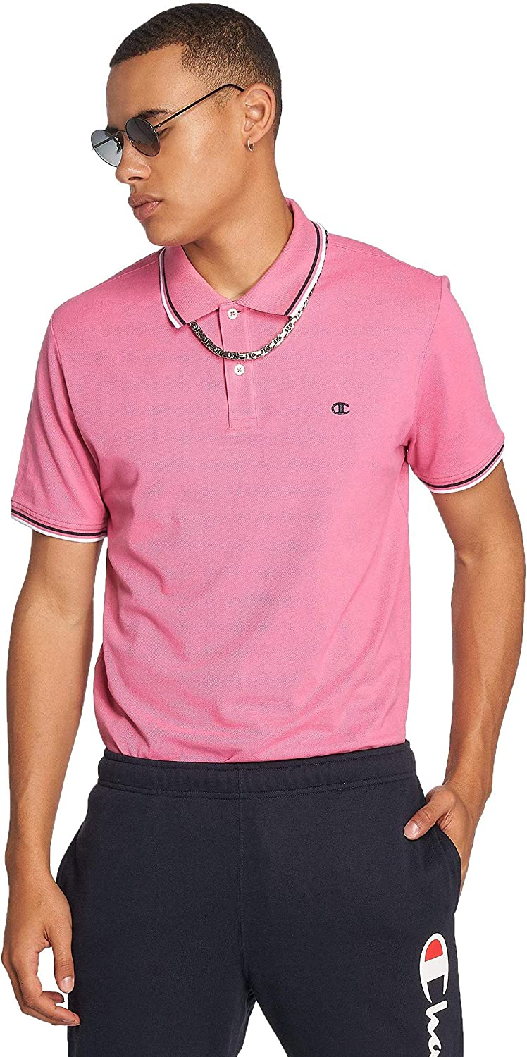 Champion Athletics Hombres Ropa Superior/Camiseta Polo Authentic ...