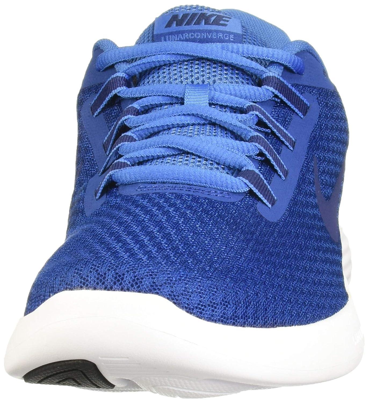 e5980e4d69d Nike LunarConverge 852462-403 Tenis para correr para Hombre