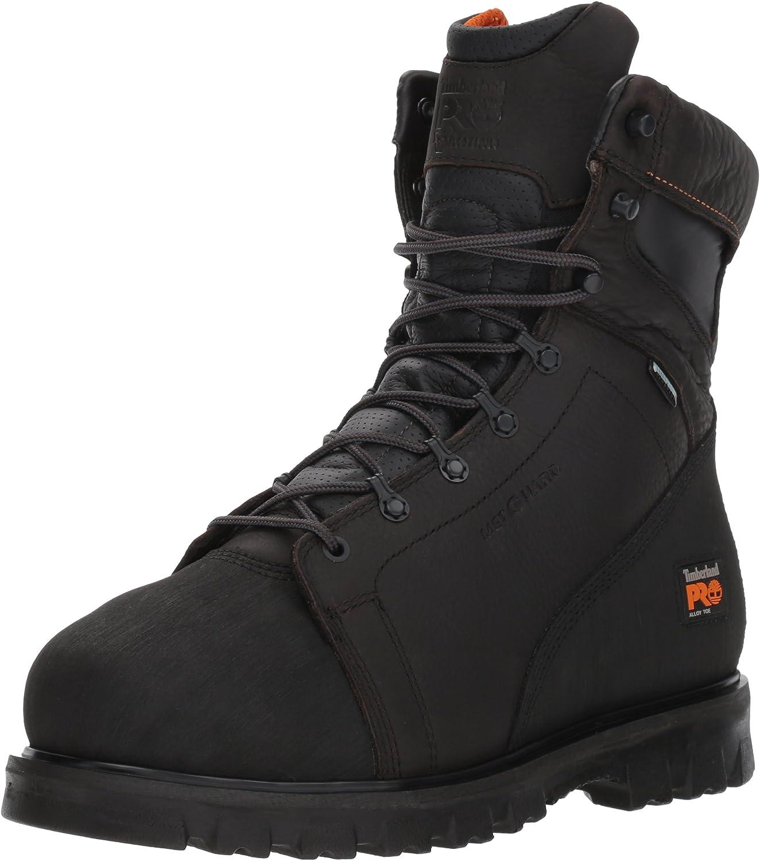 Timberland PRO Men's Rigmaster 8 Waterproof Met Work Boot