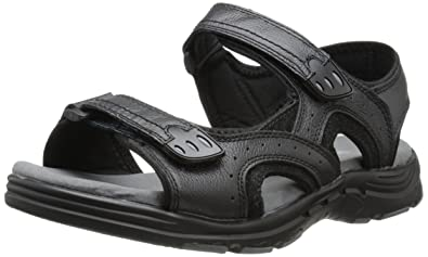 Mens Propet Men's Arlo Fisherman Sandal Big Sale Size 45