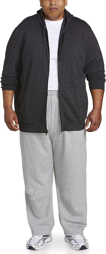 Essentials Fleece Sweatpant Pantalones Navy Azul X-Large