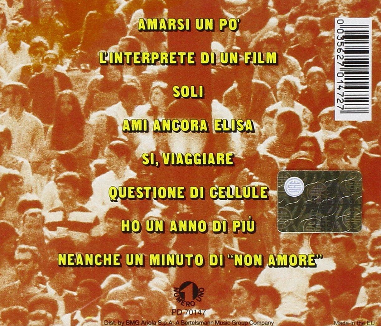 Io Tu Noi Tutti by Sony/Bmg Italy