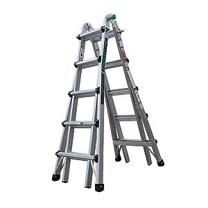 Mighty Multi AMT-22 22' Multi Task Ladder