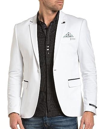 Veste de costume homme blanc