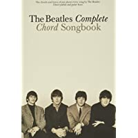 The Beatles Complete Chord Songbook (GUITARE)