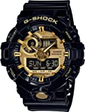 Casio G-Shock Men's G-Shock Ga-710Gb-1Ajf Gold