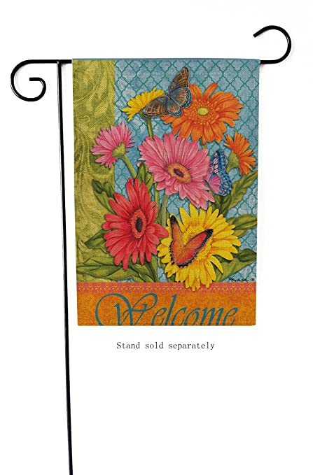 Amazon Com Dyrenson Home Decorative Outdoor Spring Garden Flag