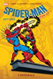 SPIDER-MAN TEAM UP INTEGRALE T30 1977-1978