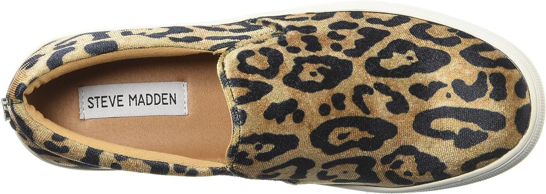 Steve Madden Gills l Damen Sneaker, (Leopard), 40 EU: Steve